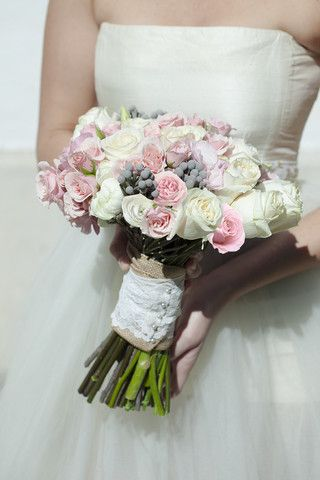 10 best diy wedding bouquets images on pinterest diy wedding diy bouquet for my cinderella wedding sealedwithakiss do it yourself bouquet kit from solutioingenieria Image collections