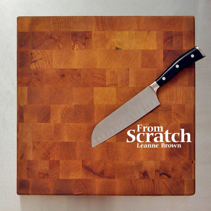 From Scratch is a vegetarian cookbook intended for people just becoming comfortable in their own kitchens