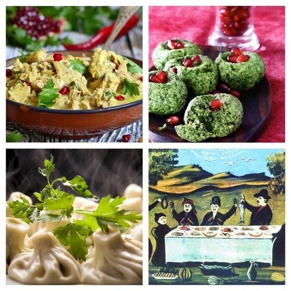 Грузинская кухня вошла в моду и покорила наши сердца: вкусные, сытные, ароматные и необычные блюда хочется научиться готовить! Предлагаем подборку самых популярных рецептов, с которыми справится каждая хозяйка.