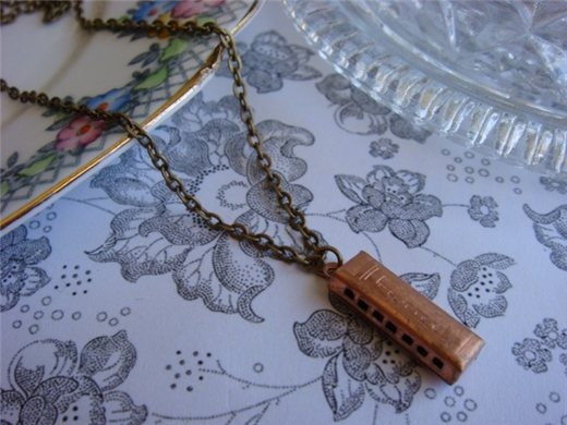 A cool necklace from vintage love only $25.00