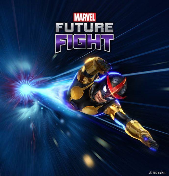 Nova flies into MARVEL Future Fight's next update. #starwarsfan #starwarstheforceawakens #starwarsart #legostarwars #starwarsday #starwarsnerd
