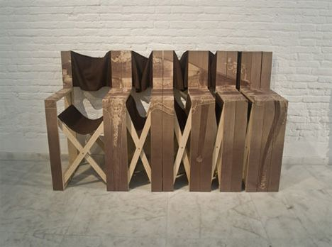 One of the most beautiful elegant things I have ever seen. com-oda-folding-chairs