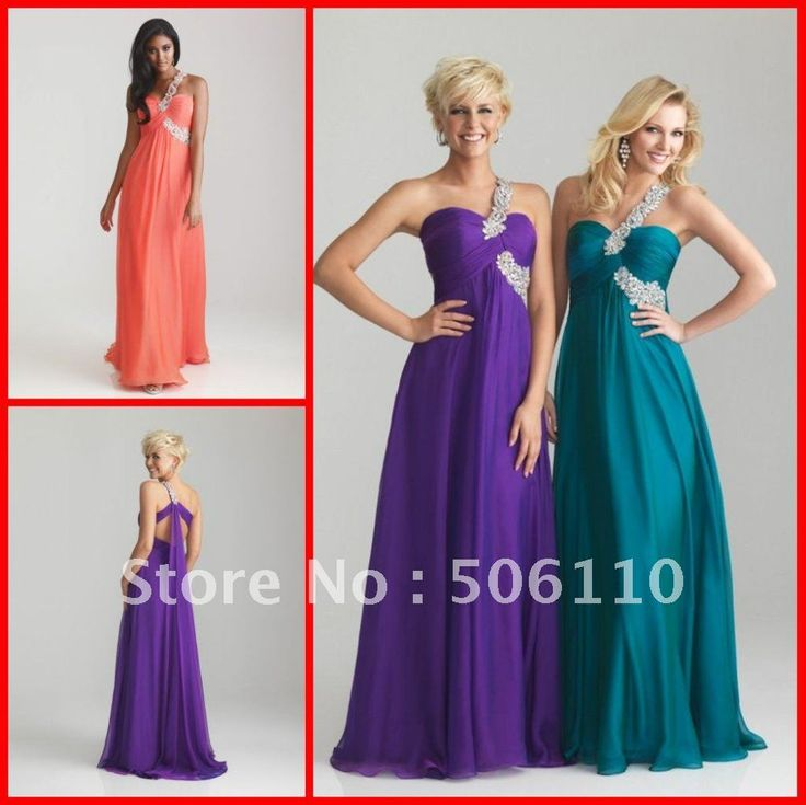 82 best Bridesmaid Dresses images on Pinterest | Vestidos de noche ...