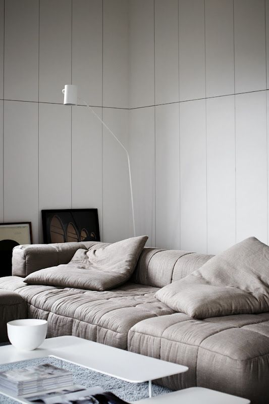 Today you inspired me: Decor, Tv Room, Melbourne House, Cozy Sofas, Living Room, Comfy Couch, Design Home, Modern Interiors, Modern Sofas