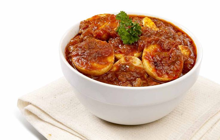 Egg Roast is a delicious spicy preparation of the eggs in a delicious onion and tomato based gravy. At home we serve it along with steamed appams's and is one of the most popular breakfast dishes in Kerala. You can also have thiss egg roast along with steamed rice for lunch or dinner and is sure to be a hit among family and friends. Enjoy!