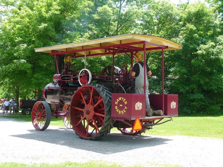 Annual Father's Day Steam and Machine Show in Hamilton, Ontario! For all the details: http://www.summerfunguide.ca/events/3067/father-s-day-steam-and-machine-show.html #summer #fun #ontario #fathersday