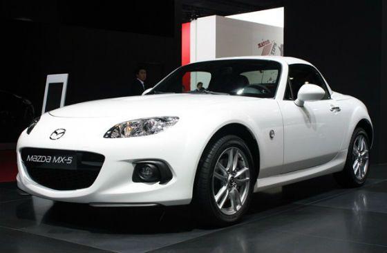Mazda MX-5 Miata  #car #sportcar #top10