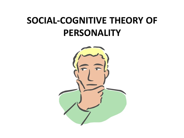 A great slideshow tying in the importance of personality in the Social Cognitive theory, along with behavior and environmental factors.