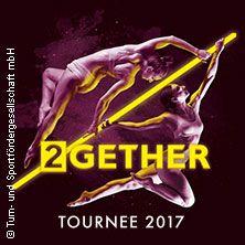 Feuerwerk der Turnkunst: 2GETHER Tour // 28.12.2016 - 27.01.2017  // 28.12.2016 19:00 OLDENBURG/Große EWE ARENA Oldenburg // 29.12.2016 19:00 OLDENBURG/Große EWE ARENA Oldenburg // 30.12.2016 17:00 OLDENBURG/Große EWE ARENA Oldenburg // 31.12.2016 17:00 HANNOVER/TUI Arena // 03.01.2017 19:00 BREMEN/ÖVB-Arena // 04.01.2017 17:00 BREMEN/ÖVB-Arena // 05.01.2017 19:00 ROSTOCK/StadtHalle Rostock // 06.01.2017 19:00 KIEL/Sparkassen-Arena-Kiel // 07.01.2017 14:00 HAMBURG/Barclaycard Arena…