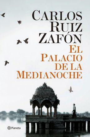 """Los Mundos De Chibita: Reseña """"El palacio de la medianoche"""" - Carlos Ruíz..."""