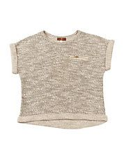 Knitted Boxy Top