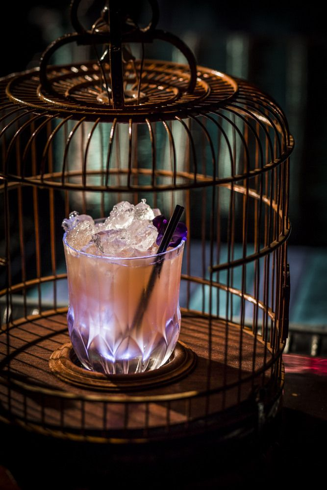 Ophelia: Ashley Sutton's first bar in Hong Kong