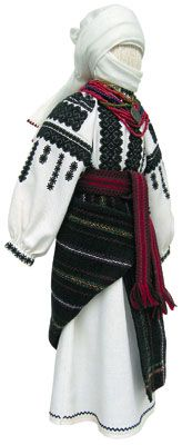 Podolyanka doll, Yury Melnychuk studios. Lots more on webpage. What gorgeous work!