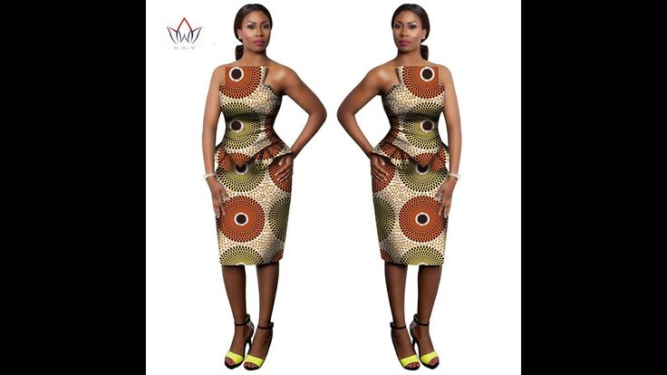 Nigerian Fashion Styles 2017: Check Out 50 Best Nigerian Styles For Ladies