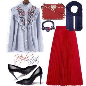 #Hijab_outfits