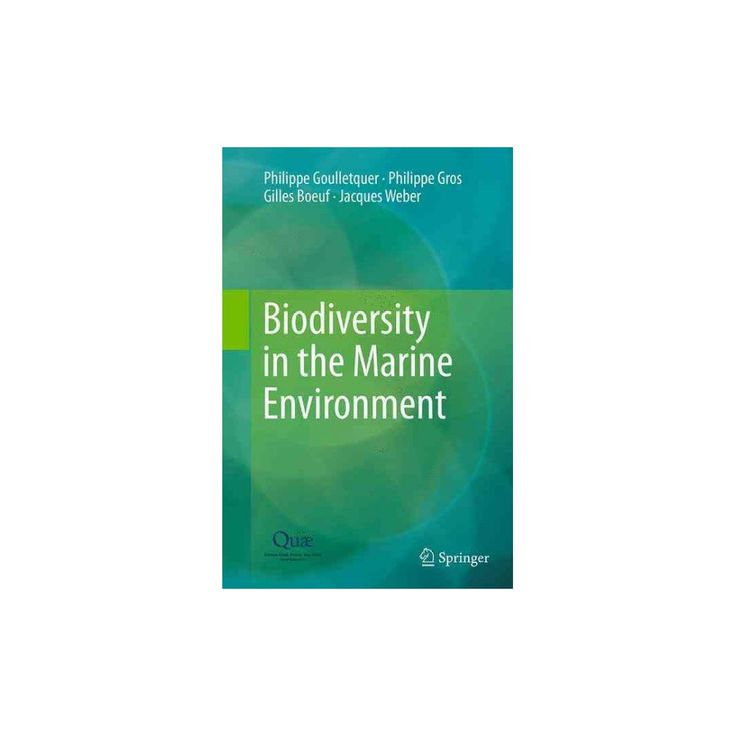 Biodiversity in the Marine Environment (Reprint) (Paperback) (Philippe Goulletquer)