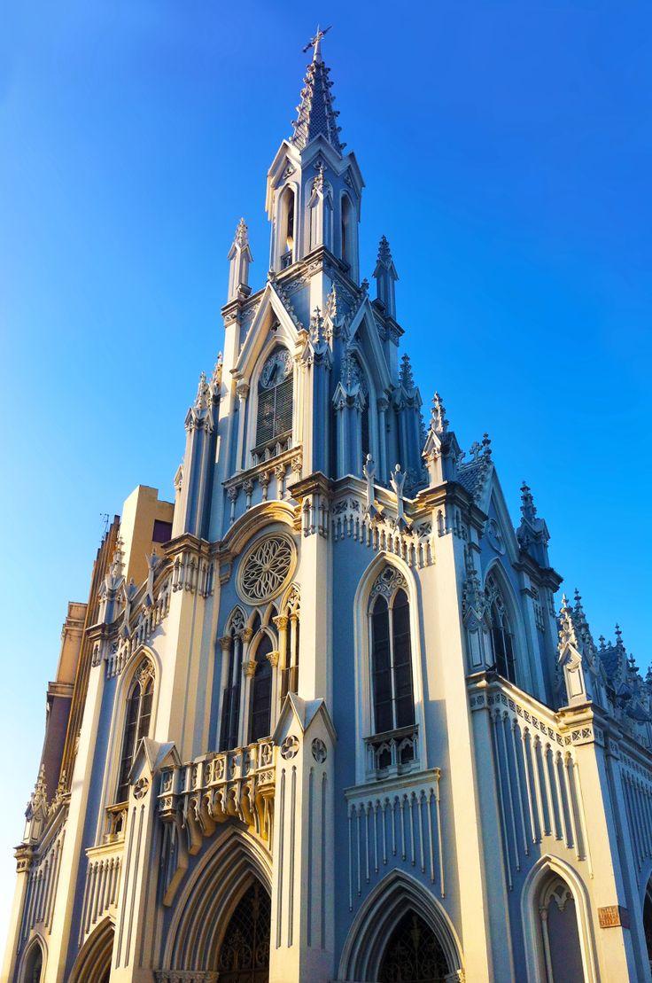 La Ermita  #travel #cali #colombia #learnspanish #gringolingo