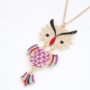 Owl sweater chain as a pet?