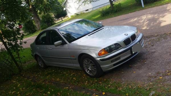 99 BMW 323i, E46. PRICE reduced (Tomahawk) $1800: 1999 BMW 323i, E46. It runs great. Automatic transmission Heated seats. Nice powerful…