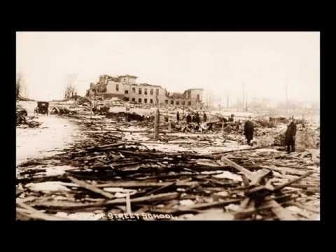 The Halifax Explosion 1917 Nova Scotia, Canada - YouTube