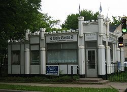 Go to a White Castle. I did this on October 25 2012 in St. Louis, MO with Carson