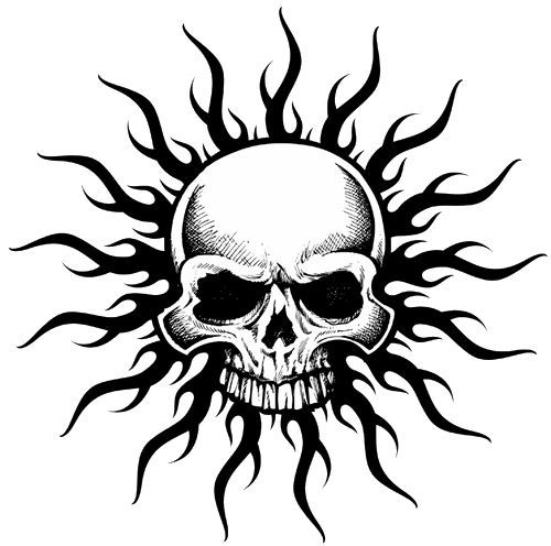 tribal-skull-tattoo-01001-2.png (500×496)