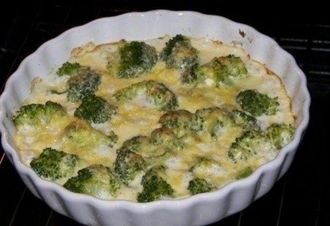 Sajtos brokkoli recept képpel. Hozzávalók és az elkészítés részletes leírása. A sajtos brokkoli elkészítési ideje: 40 perc