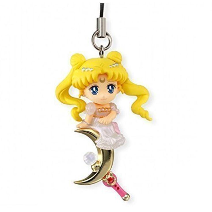 Bandai Sailor Moon Twinkle Dolly Volume 3 Princess Serenity Charm