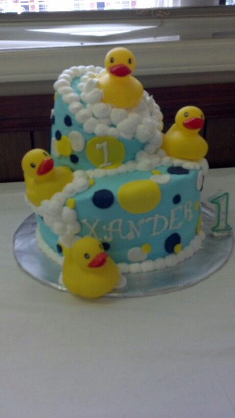 19 best Calebs first bday images on Pinterest Ducks Birthday