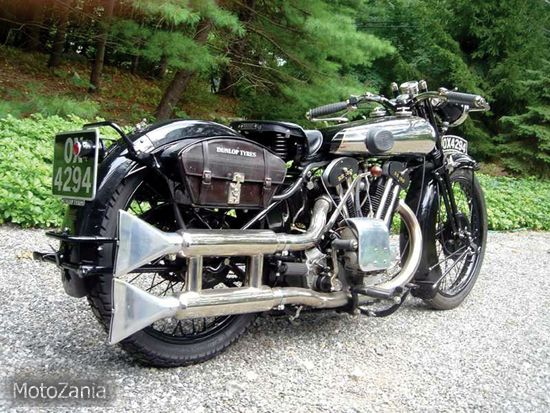 1928 Brough Superior SS 100  The Rolls-Royce of Motorcycles.  The only product allowed to use the term Rolls-Royce of ..............