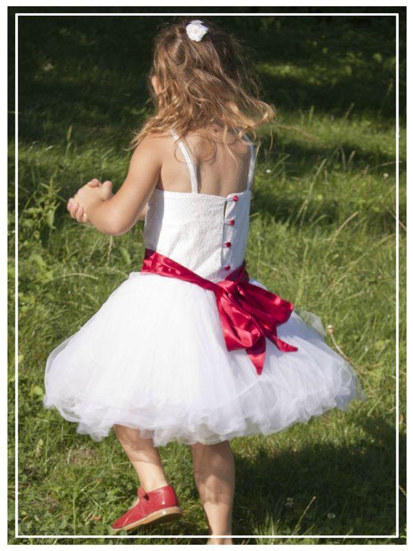 robe noel pour selena et mathilde