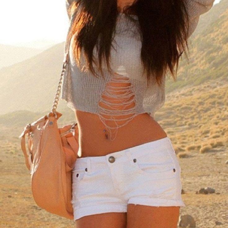 Fashion Summer Hot Pants