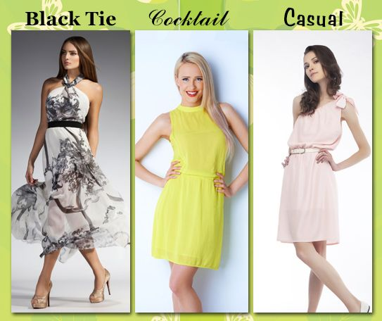 Dresses To Wear A Wedding That Bring Out The BEST In You