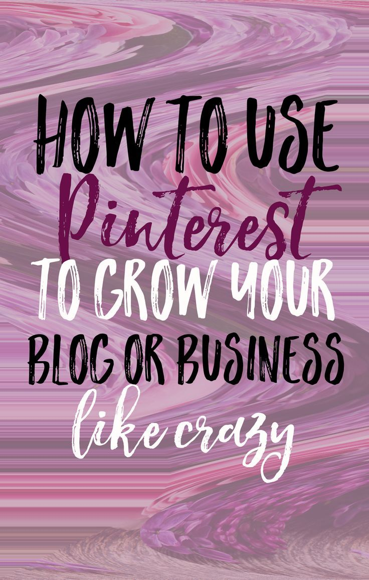 Bloggers and business owners alike NEED to be using Pinterest in order to grow…