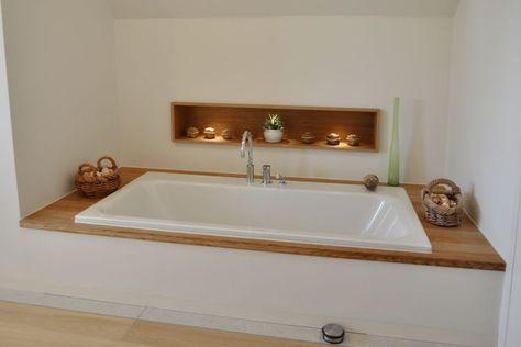 Badbereich Dusche / Wanne | Klocke