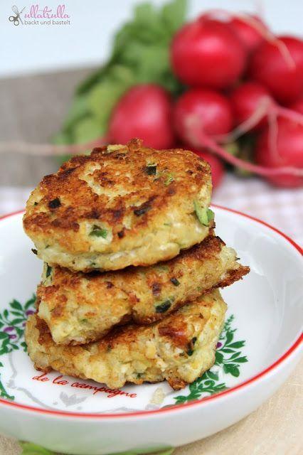 Quinoa-Buletten mit Schafskäse | ullatrulla backt und bastelt | Bloglovin'
