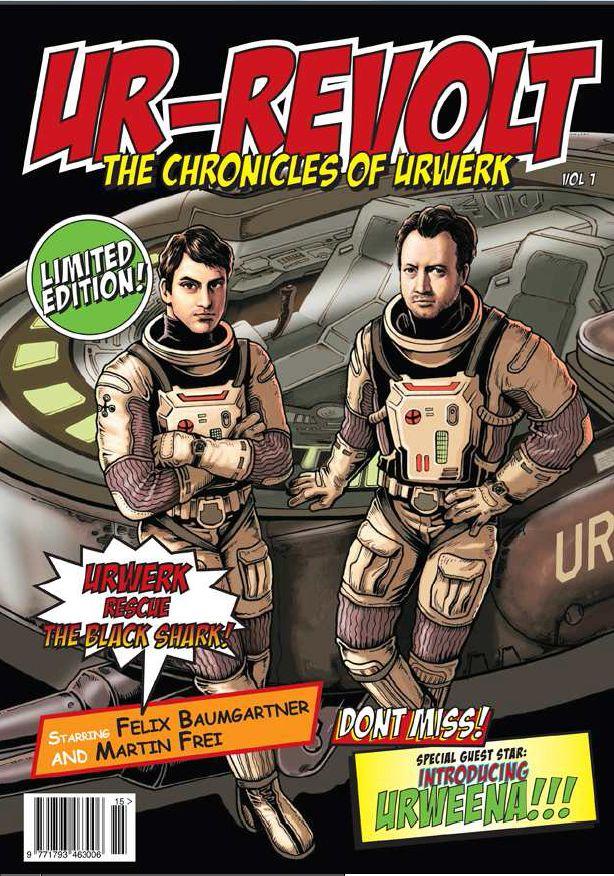 UR-Revolt Episod #1 p.1 Mai 2009