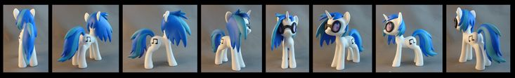 Vinyl Scratch / DJ Pon-3 Commission by krowzivitch on @deviantART