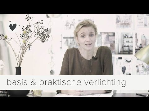 Tipvideo: lichtplan praktische - en basisverlichting | vtwonen