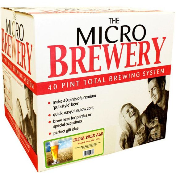 Micro Brewery Young's  IPA System by TheHomeBrewShop on Etsy
