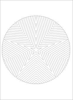 Printable Mandala Coloring Pages - Mr Printables