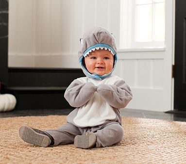 Baby Shark Costume #PotteryBarnKids