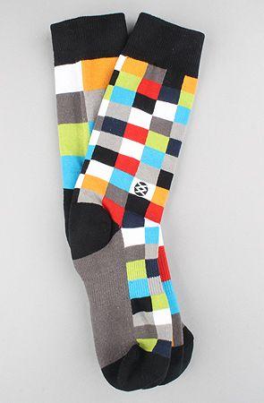 The Ragtag Socks in Multi by Stance Socks