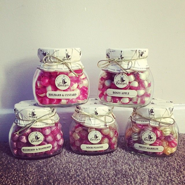 How cute are these #mrsbridges #oldfashionedsweets
