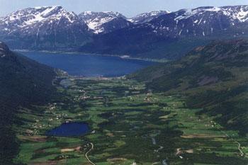 Manndalen, Troms, Norway