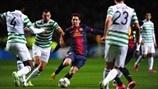 Lionel Messi (FC Barcelona)   FC Barcelona 1-2 Celtic. 07.11.12.