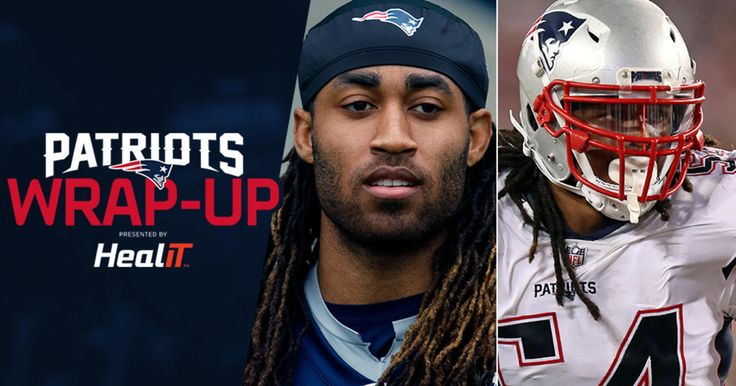 Patriots news and notes from Gillette Stadium.