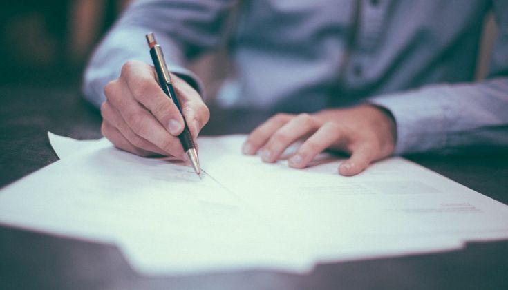 Como fazer uma carta de demissão?