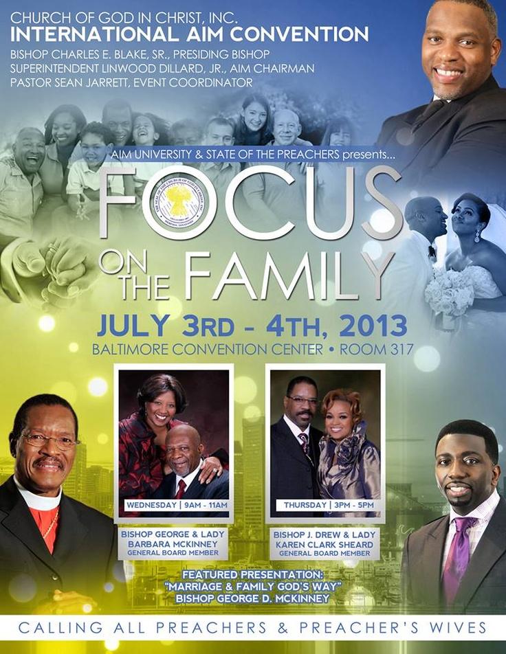 International Pastors Leadership Conference E2i Focus