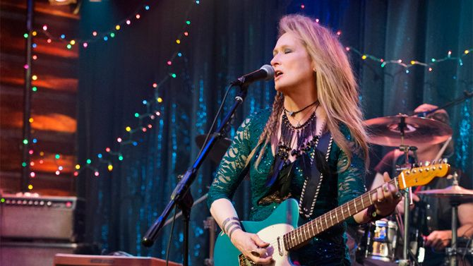 Ricki and the flash Movie Review